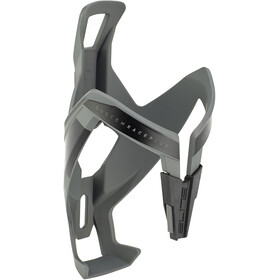 Elite Custom Race Plus Bottle Holder grey matte/black